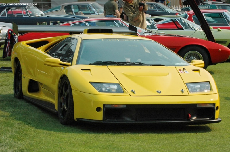 2000 Lamborghini Diablo Gtr Image Photo 15 Of 20