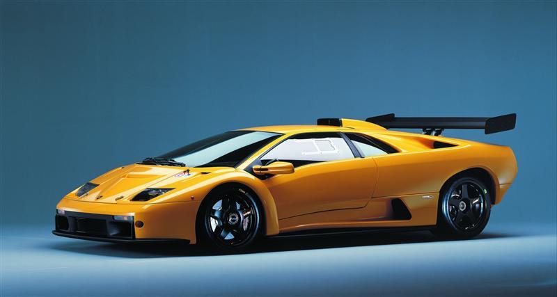 Superior Lamborghini Diablo GTR Pictures And Wallpaper