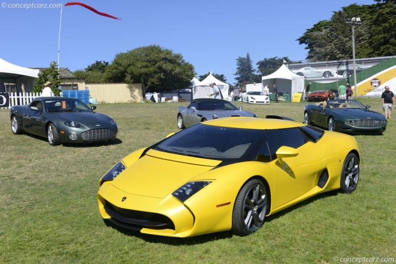 2014 Lamborghini 5 95 Zagato Coupe Image