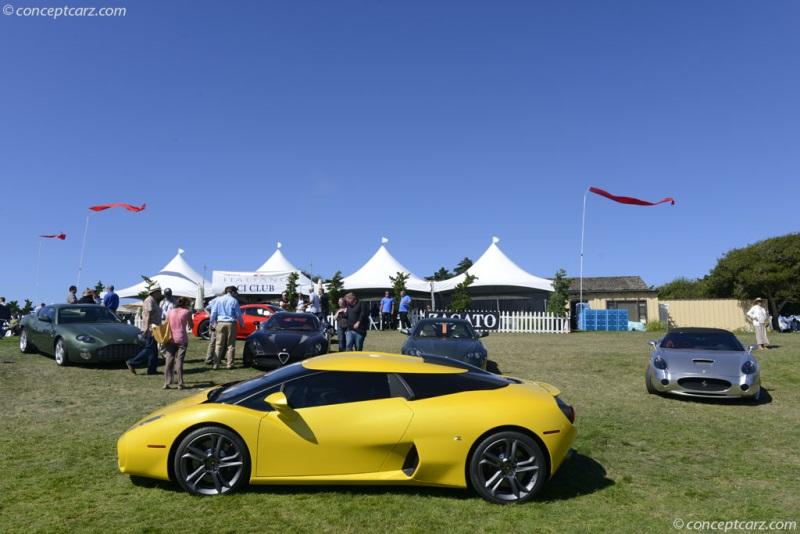 2014 Lamborghini 5 95 Zagato Coupe Image Photo 1 Of 18