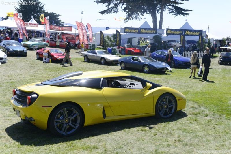 2014 Lamborghini 5 95 Zagato Coupe Chassis Information