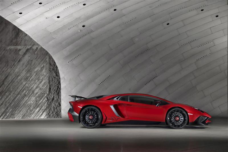 2015 Lamborghini Aventador LP 750-4 Superveloce