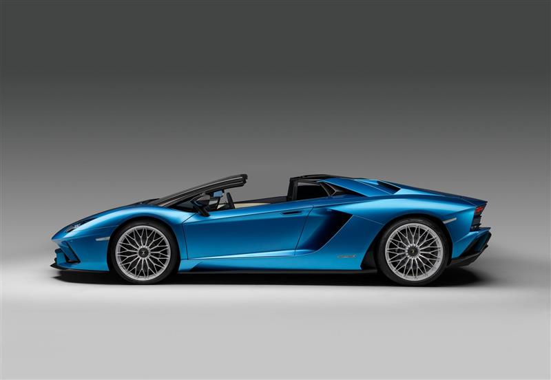 Lamborghini Aventador S pictures and wallpaper