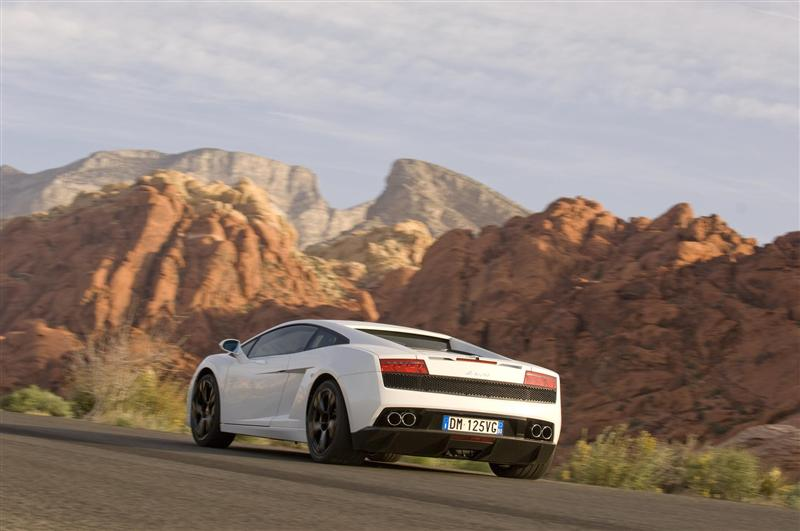 2012 Lamborghini Gallardo LP 560 4