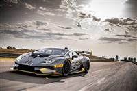 Image of the Huracán Super Trofeo EVO