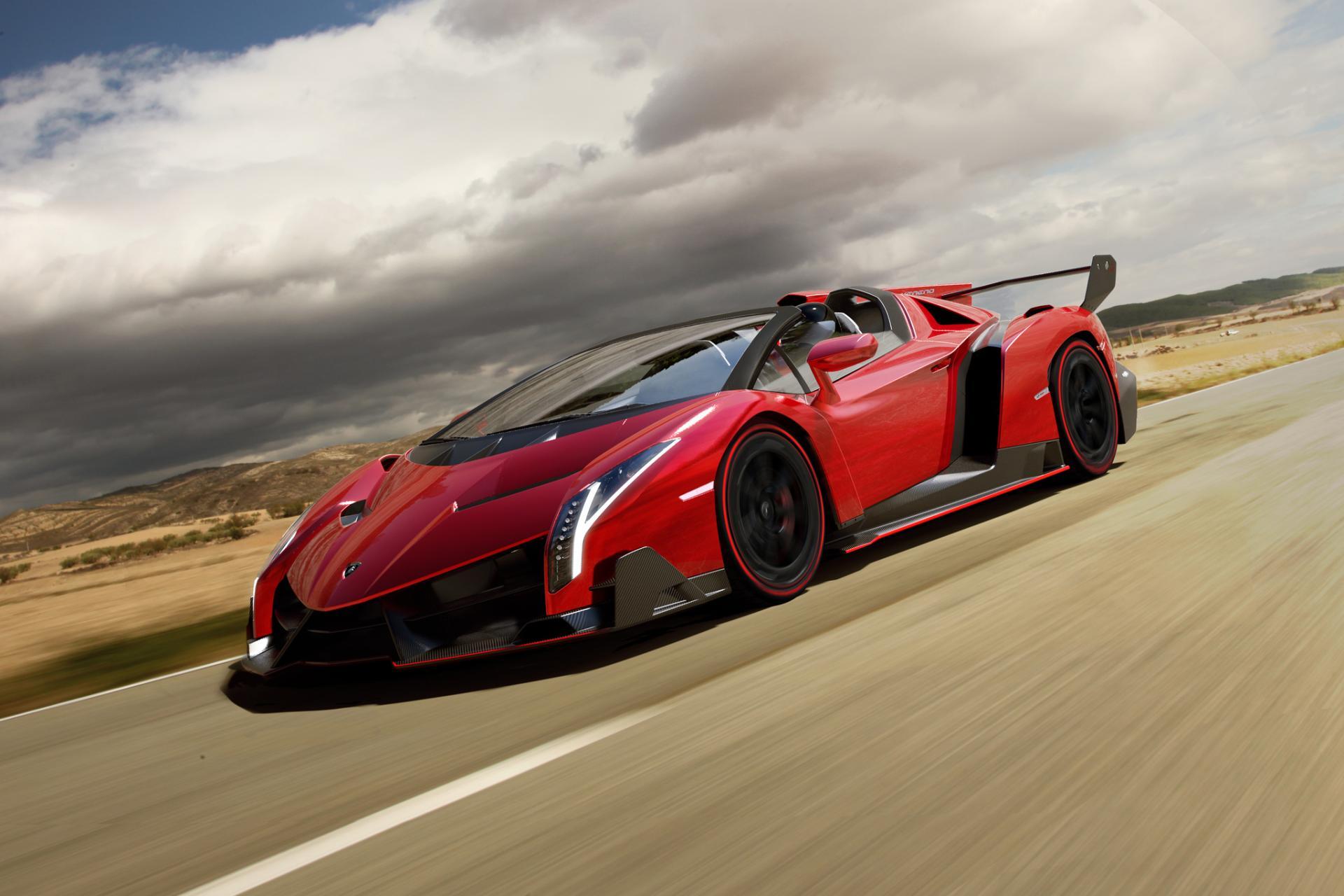 Lamborghini Suv Price >> 2013 Lamborghini Veneno Roadster News and Information
