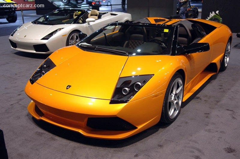 2007 Lamborghini Murcilago Lp640 Roadster Image Photo 21 Of 30