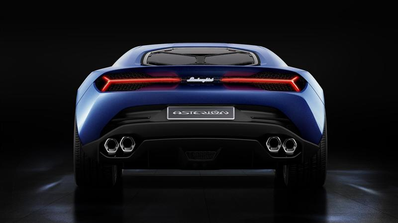 2014 lamborghini asterion lpi 910-4 concept image. photo 12 of 18