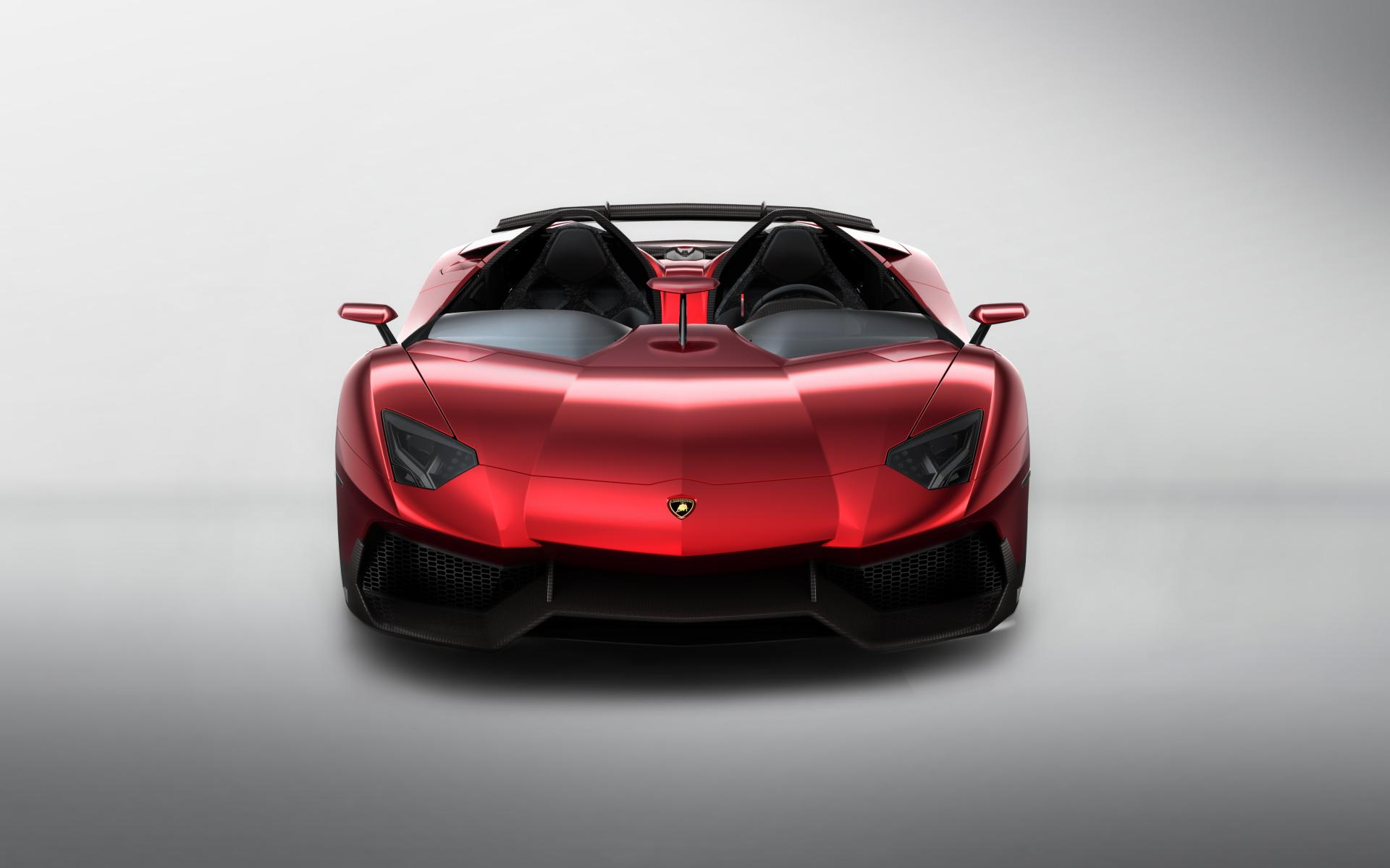 2012 Lamborghini Aventador J News And Information Research And Pricing