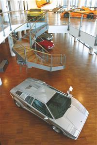1974 Lamborghini Countach image.