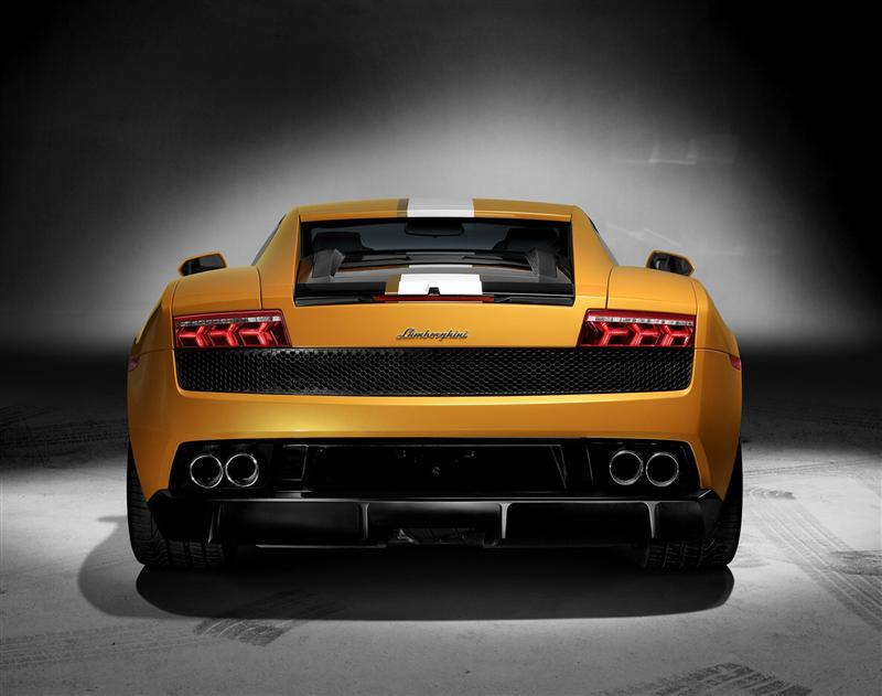 2009 Lamborghini Gallardo LP550-2 Valentino Balboni