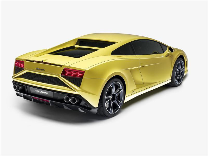 2014 Lamborghini Gallardo LP 560 4