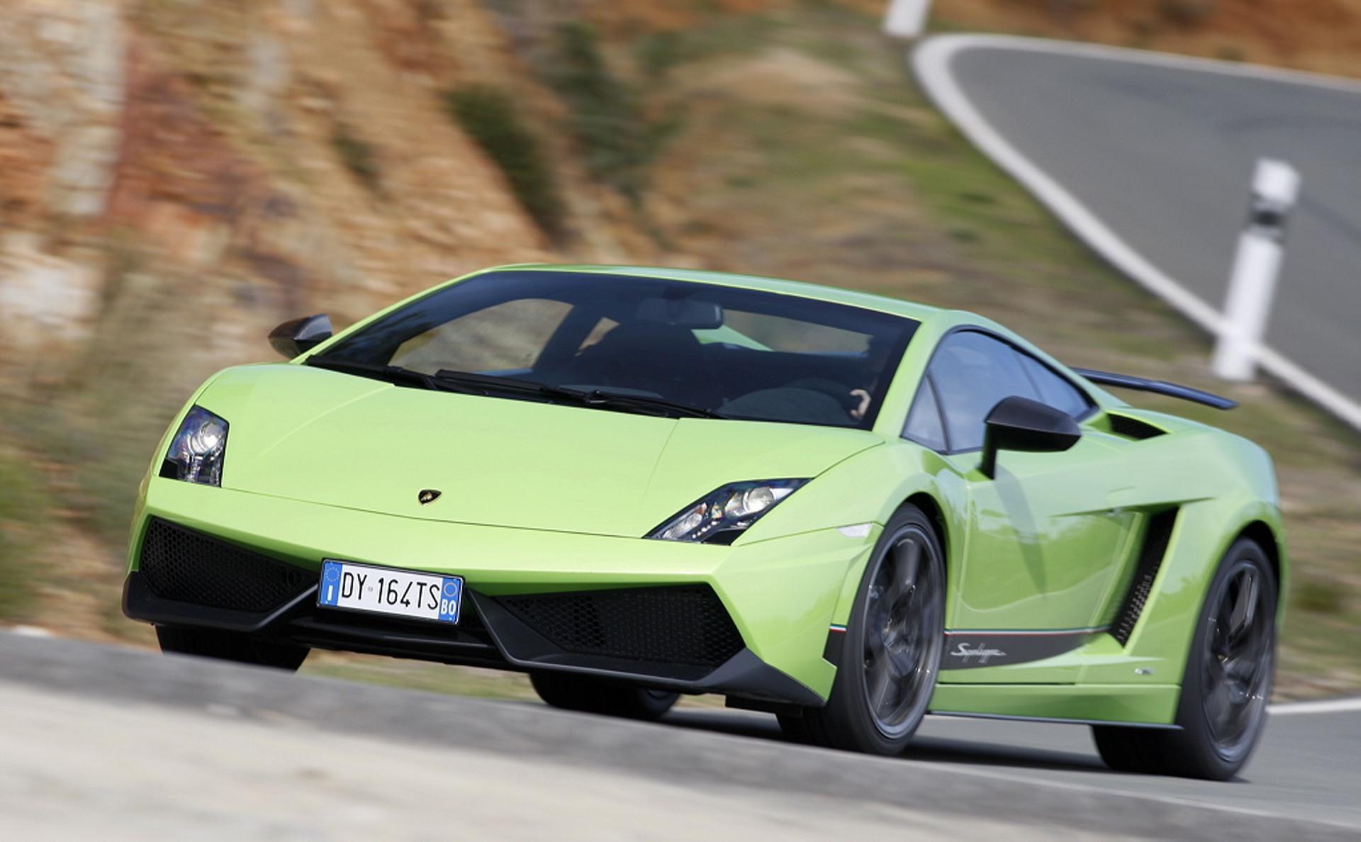 2011 Lamborghini Gallardo Lp 570 4 Superleggera News And Information