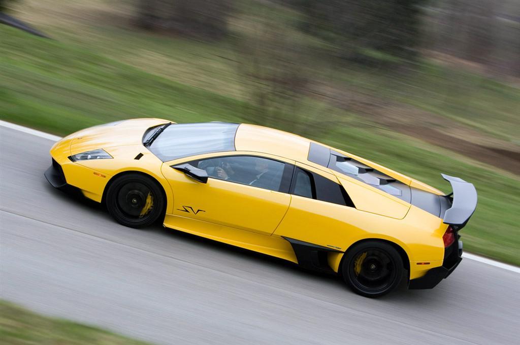 2009 Lamborghini Murci 233 Lago Lp 670 4 Superveloce Image Photo 37 Of 49