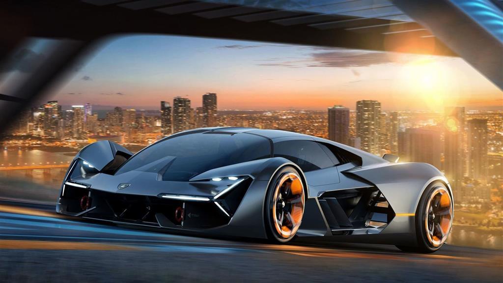 2017 Lamborghini Terzo Millennio Concept News And Information, Research,  And Pricing
