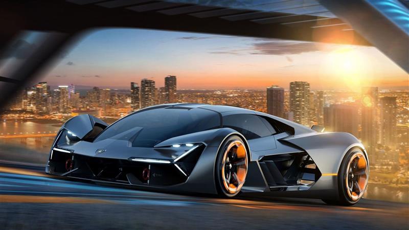 Lamborghini Terzo Mil Nio Concept Pictures And Wallpaper