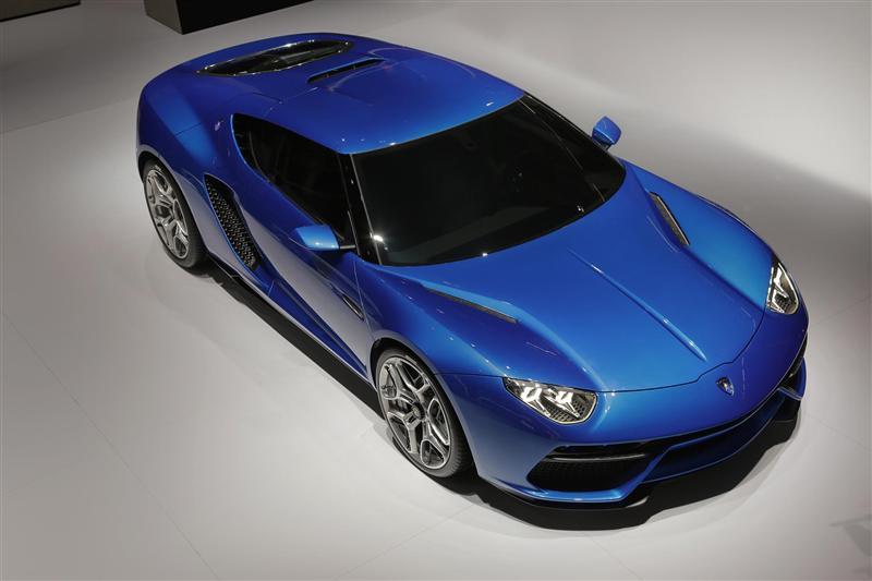 2014 Lamborghini Asterion Lpi 910 4 Concept Image Photo 8 Of 18