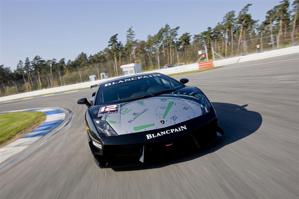 2009 Lamborghini Gallardo Lp560 4 Super Trofeo Image