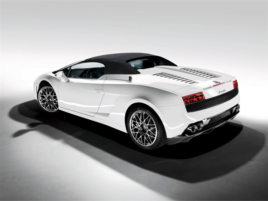 2009 Lamborghini Gallardo LP 560 4 Spyder