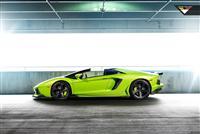 Lamborghini Verde Ithaca Aventador-V