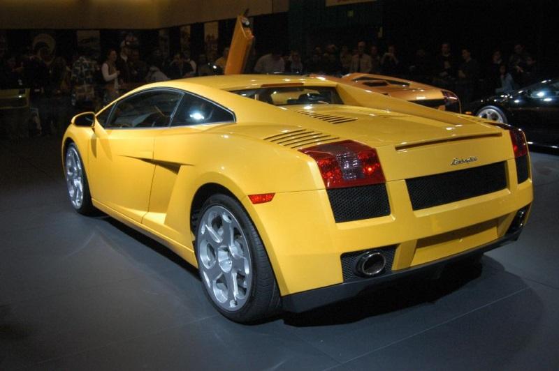 2005 Lamborghini Gallardo Conceptcarz Com