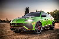 Image of the Urus ST-X