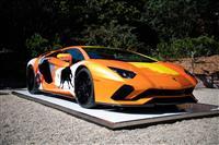 Lamborghini Aventador S Skyler Grey