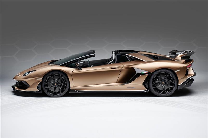 2018 Lamborghini Aventador Svj Roadster News And Information