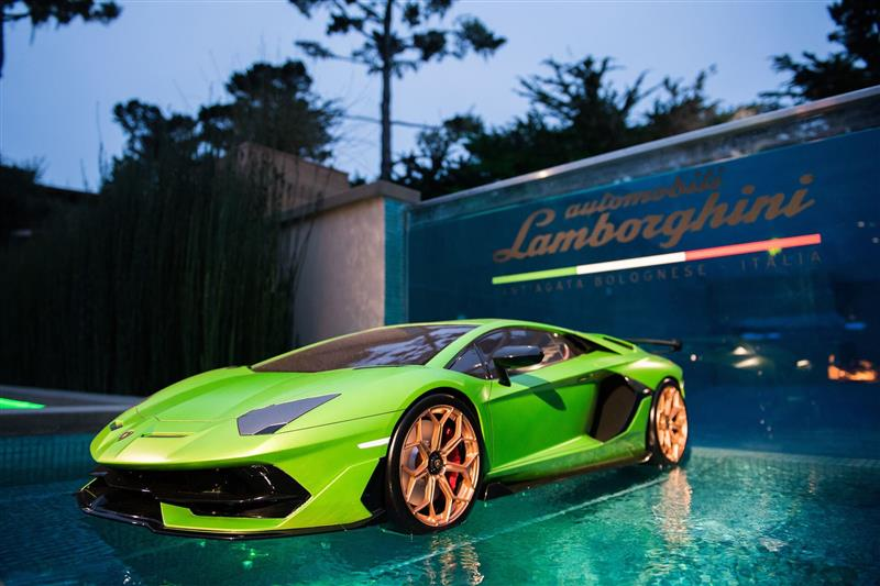 2018 Lamborghini Aventador Svj Image Photo 17 Of 42
