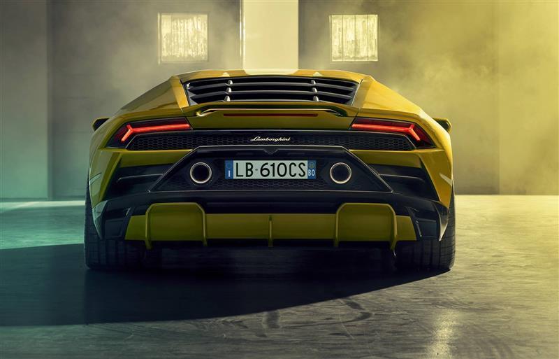 2019 Lamborghini Huracan RWD