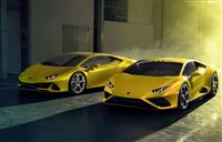 Popular 2019 Lamborghini Huracan RWD Wallpaper