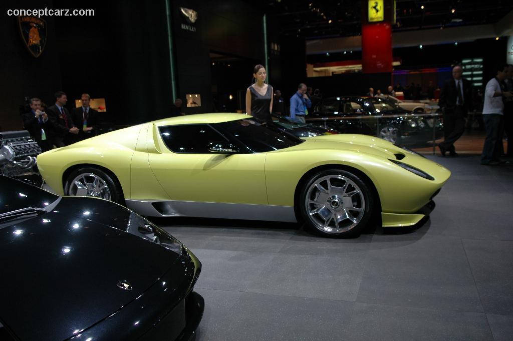 Lamborghini miura concept price