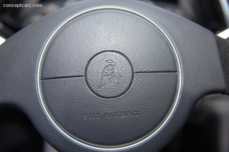 2007 Lamborghini Murciélago LP640 Roadster