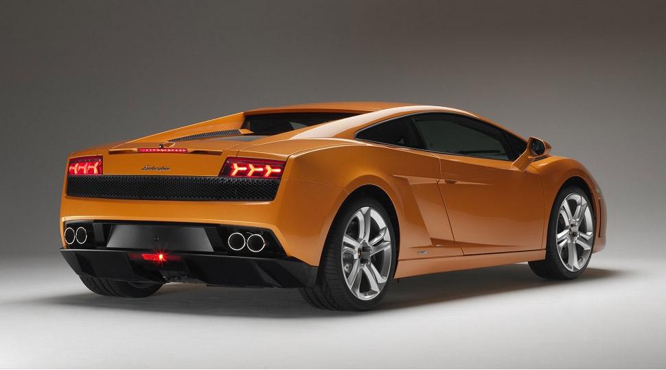 2012 Lamborghini Gallardo LP 550 2
