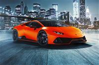 Popular 2020 Lamborghini Huracán EVO Fluo Capsule Wallpaper