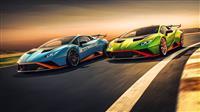 Popular 2020 Lamborghini Huracán STO Wallpaper