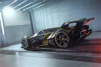 Popular 2019 Lamborghini Lambo V12 Vision GT Wallpaper