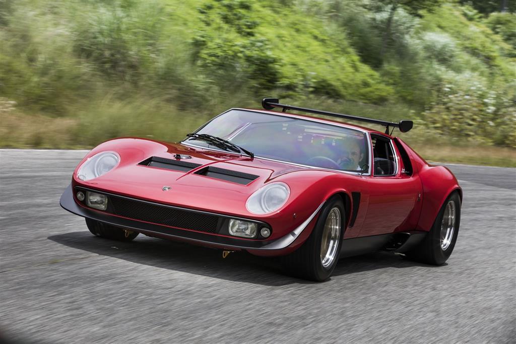 1975 Lamborghini Miura Svr Technical And Mechanical Specifications
