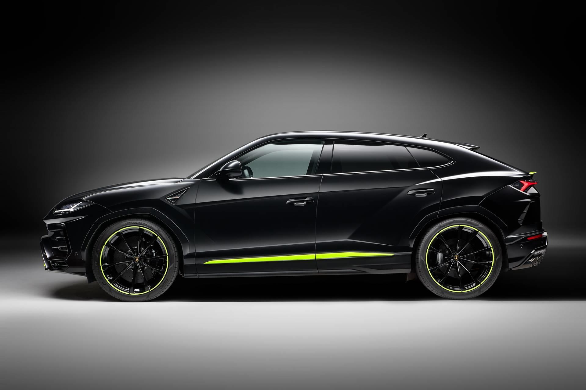 2021 Lamborghini Urus Graphite Capsule News And Information