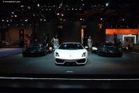 2008 Lamborghini Gallardo LP560 image.