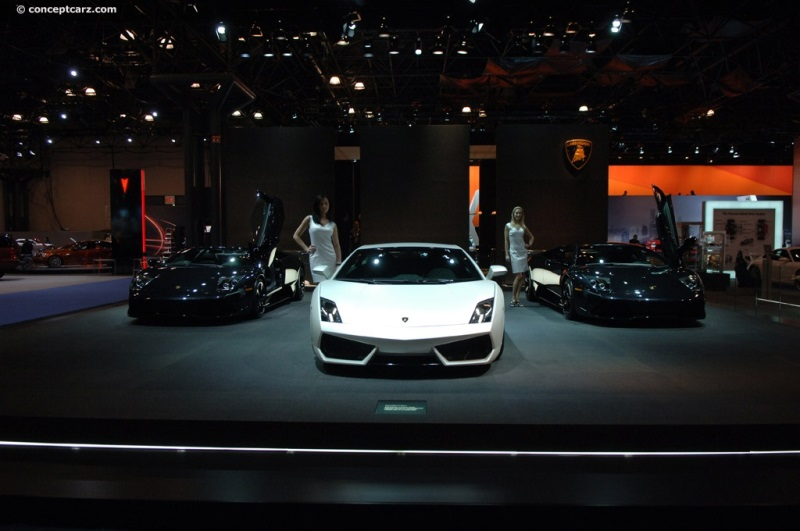 2008 Lamborghini Gallardo LP560