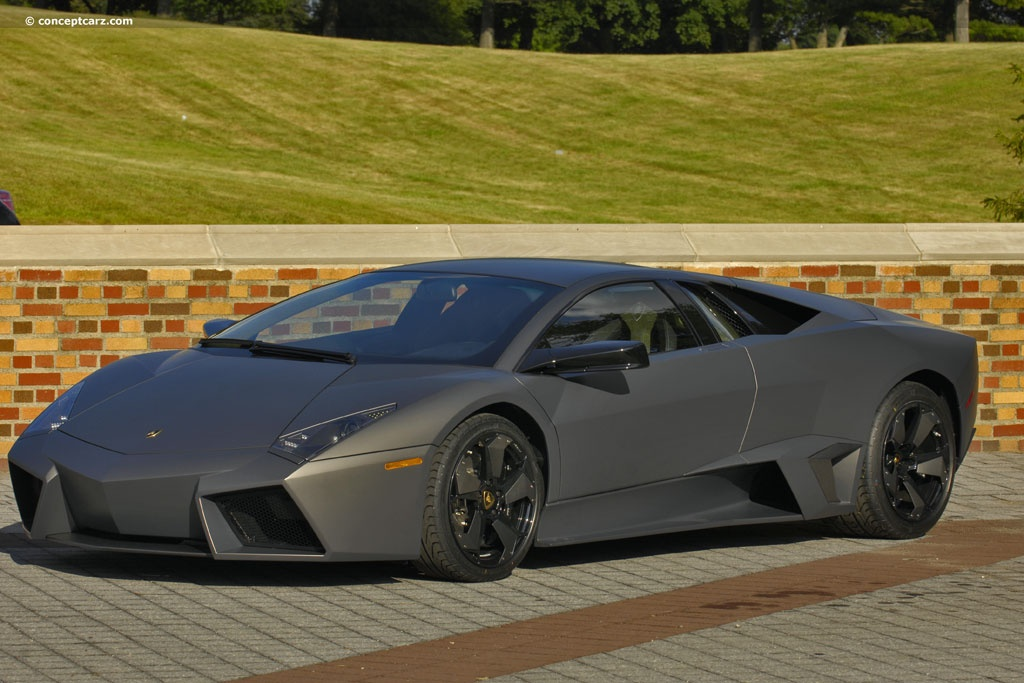Auction Results And Sales Data For 2008 Lamborghini Reventon