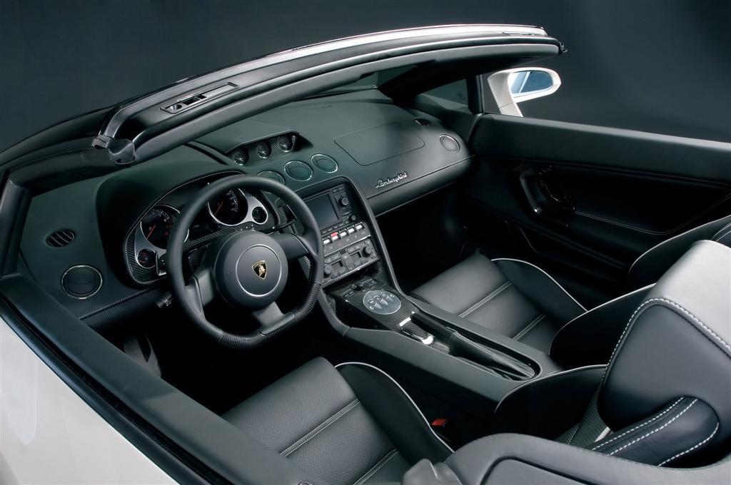 2008 Lamborghini Gallardo Spyder ...