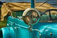 1927 Lanchester 21 HP