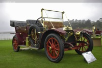1908 Lancia Alpha image.