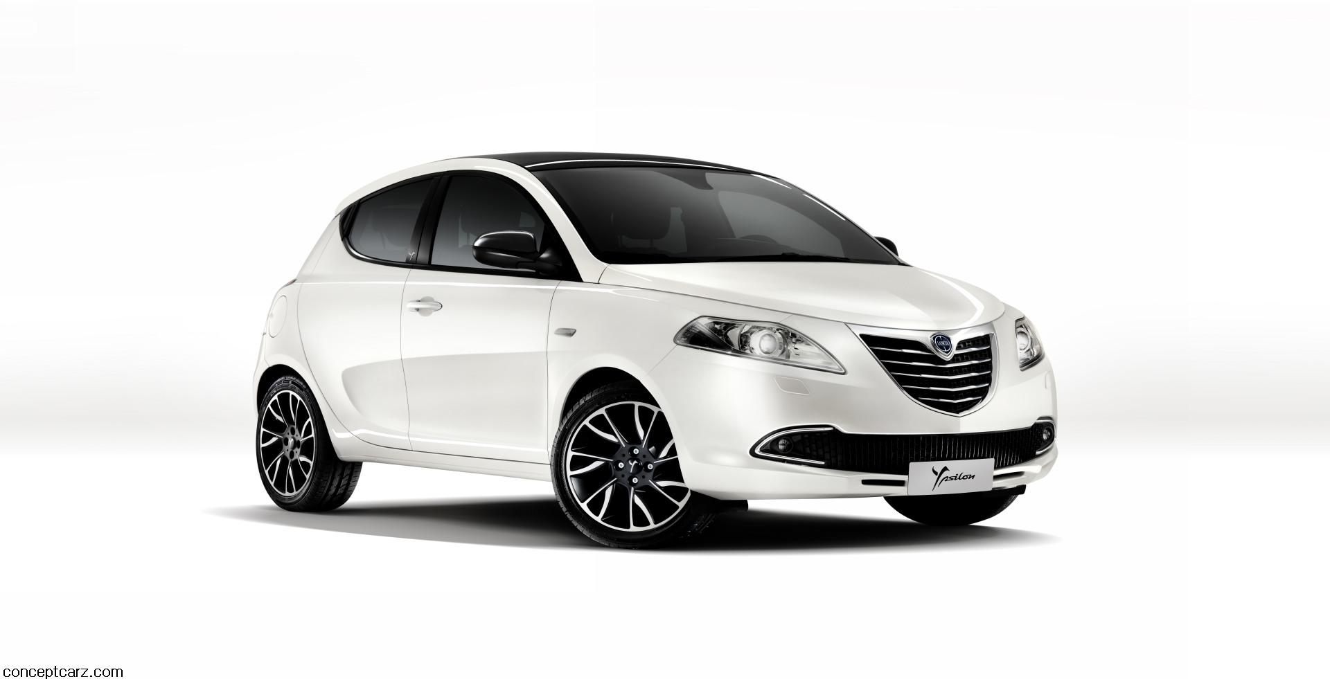 2012 lancia ypsilon news and information. Black Bedroom Furniture Sets. Home Design Ideas
