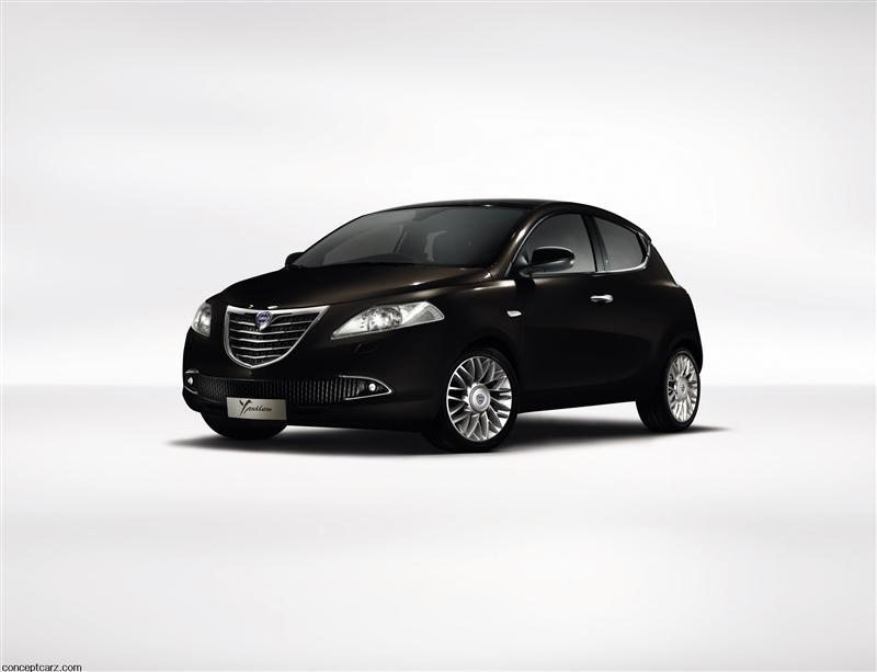 2012 Lancia Ypsilon News And Information Conceptcarz