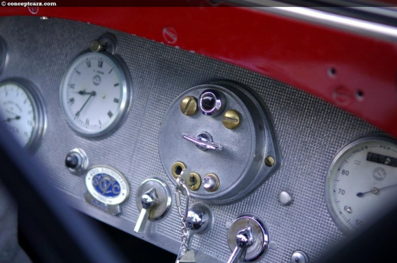 1924 Lancia Lambda Fourth Series
