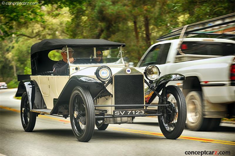 1925 Lancia Lambda 5th Series