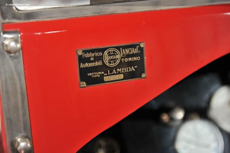 1927 Lancia Lambda 7th Series